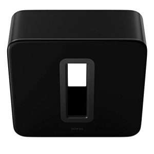 Sonos Sub Subwoofer for Deep Bass In Your Sonos System
