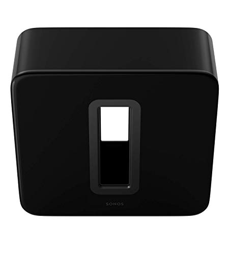 Sonos Sub Subwoofer for Deep Bass For Home Sonos Smart System