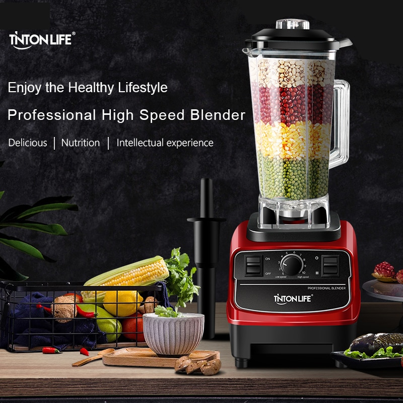 Tinton Life Home Smoothies Power Blender