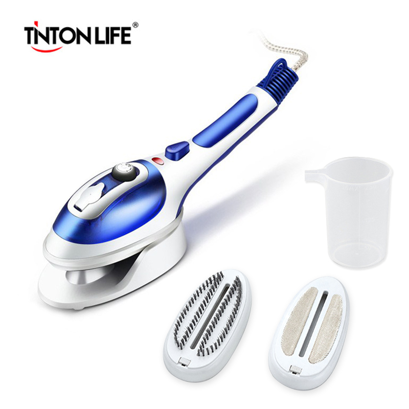 Tinton Life Home and Travel Handheld Garment Steamer 800w