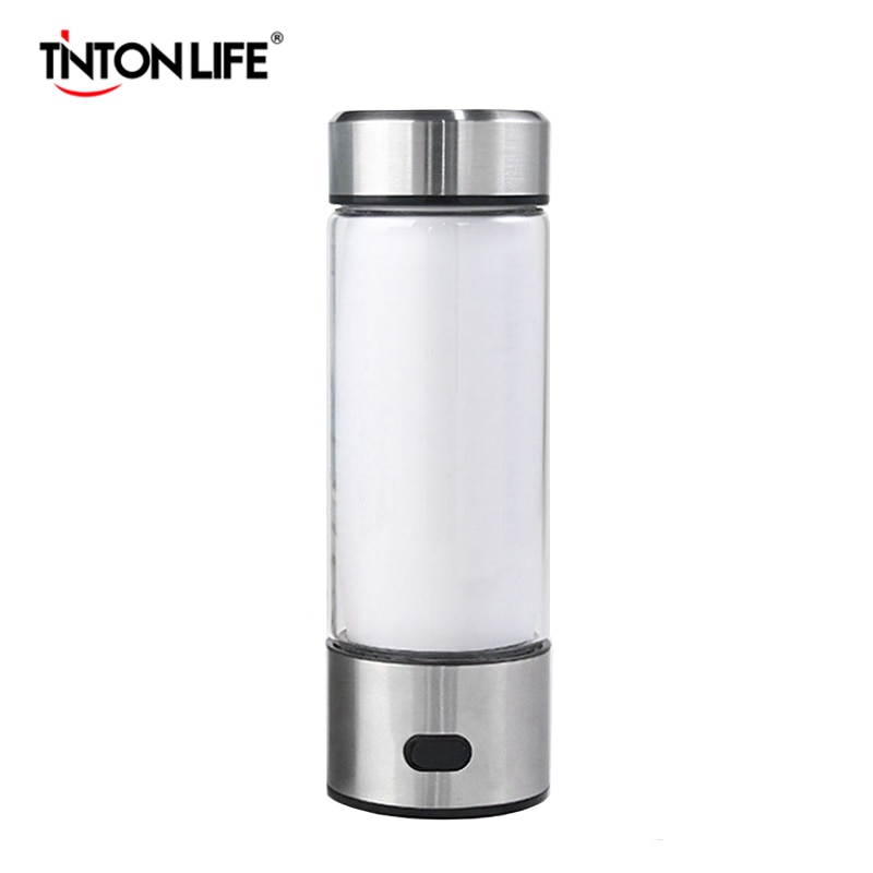 Tinton Life Hydrogen Water Generator Portable Water Ionizer