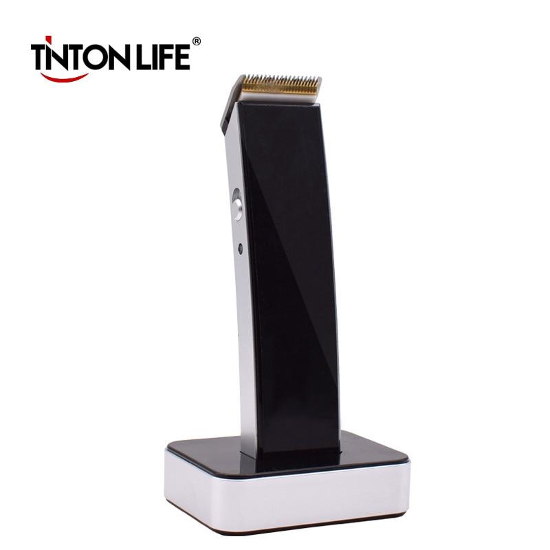 Tinton Life Men Electric Shaver Razor Beard Hair Clipper Hair Trimmer Professional Cutter