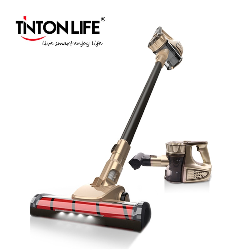 Tinton Life VC812 2 In 1 Handheld Wireless Vacuum Cleaner