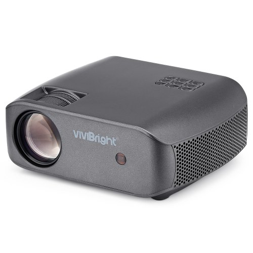 Vivibright F10 LCD 2800 Lumens Home Entertainment Video Projector