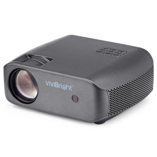 Vivibright F10 LCD 2800 Lumens Home Entertainment Video Projector