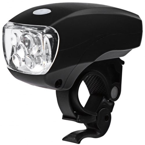 Bike Front 5 LEDs Bright Light With 3 Modes