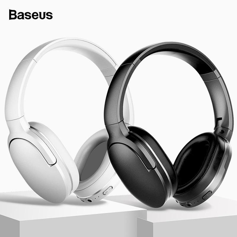 Baseus D02 Bluetooth 5.0 Handsfree HiFi Stereo Headset