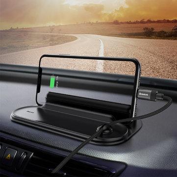 Baseus ACNUM-PM01 Silicone Car Phone Holder