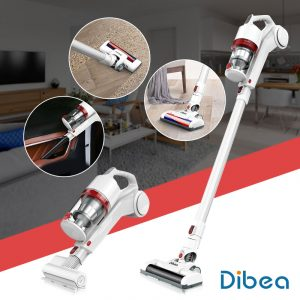 Dibea DW200 Pro Cordless 2-In-1 Upright Vacuum Cleaner