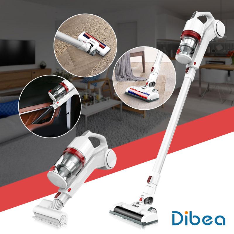 Dibea DW200 Pro Cordless 2-In-1 Upright Vacuum Cleaner
