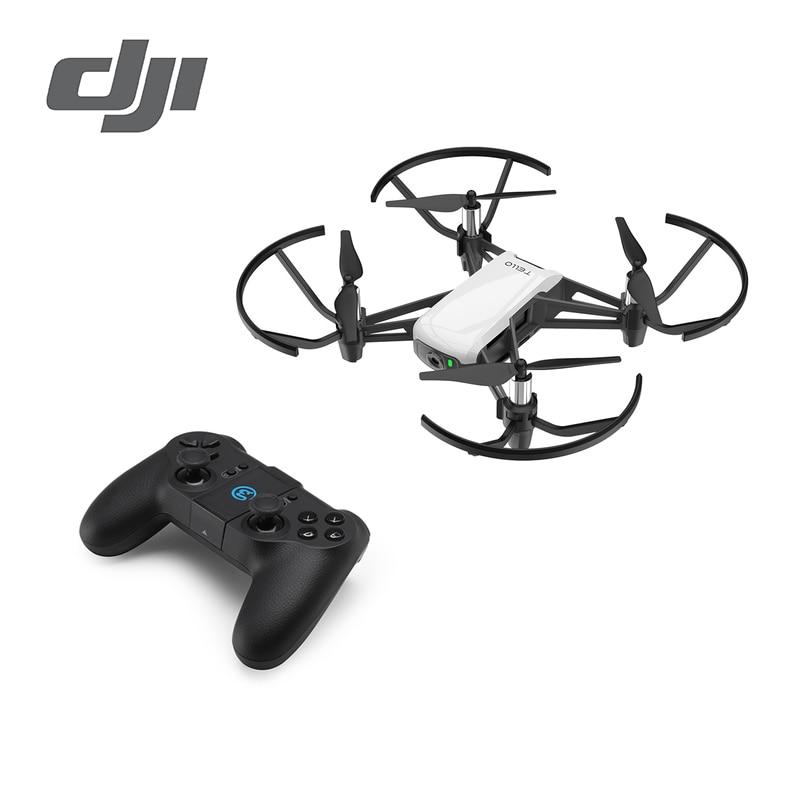 DJI Ryze Tello Drone RTF Program Learning 5MP HD Camera 720P WiFi FPV GameSir T1s