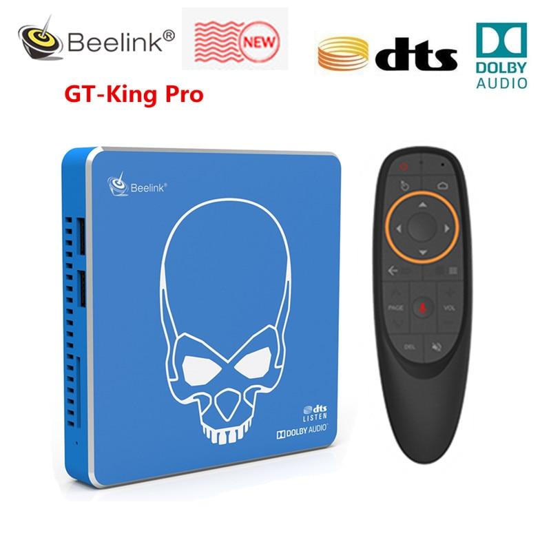Beelink GT-King Pro Hi-Fi Sound 4K TV Box