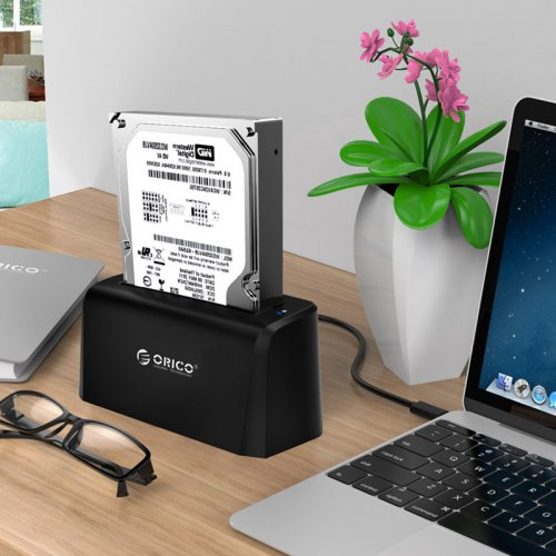"""ORICO 6619US3 5Gbps SATA HDD Station, 2.5"""" / 3.5"""" HDD, USB3.0 Type-B"""