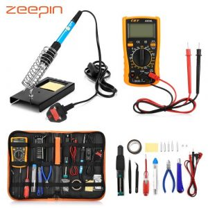 ZEEPIN 9160 Multi-functional Soldering Iron Tools Kit