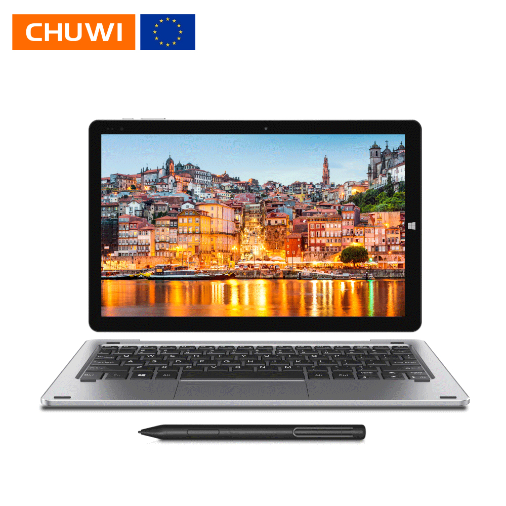 CHUWI Hi10X 10.1 inch Tablet PC 128GB Dual-band WiFi Support 4K Video