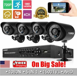 Floureon Wireless CCTV Home Security Camera System