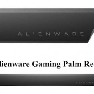 Alienware Gaming Palm Rest