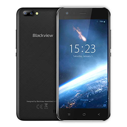 Blackview A7 3G Smartphone 5.0-Inch 5.0MP front camera