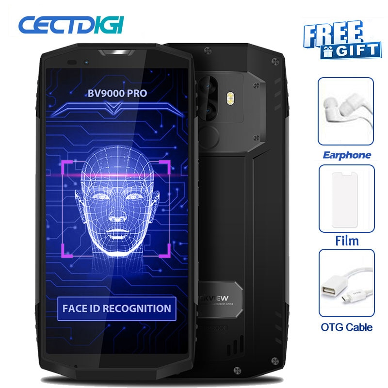 Blackview BV9000 Pro Smartphone Waterproof 5.7″ Corning Gorilla