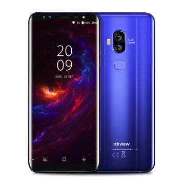 Blackview S8 Smartphone 64GB 4G LTE 5.7 Inch HD+ 18:9 Display