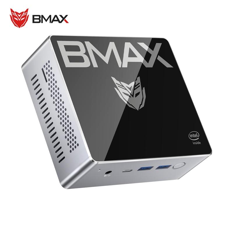 BMAX B2 Plus Mini PC 8GB LPDDR4 128GB SSD Intel Celeron J4115