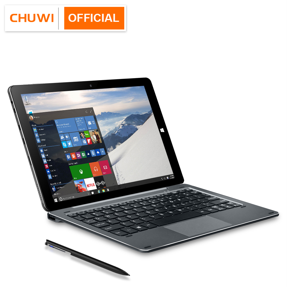 Chuwi Hi10 Air 2-in-1 Tablet PC FHD Display 10.1-inch IPS Screen