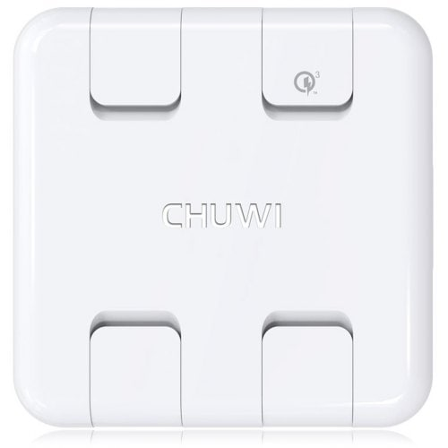 CHUWI Dust Protected W 100 Power Station QC 3.0 Desktop Adapter 4 USB Output
