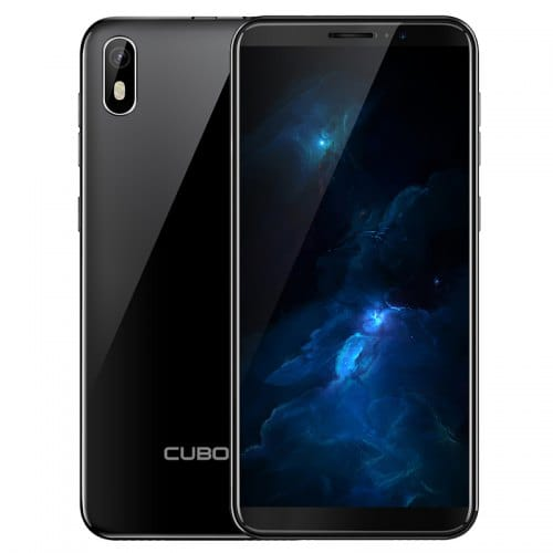 Cubot J5 Budget Phone 5.5 inch 16GB ROM 5.0MP Rear Camera Smartphone