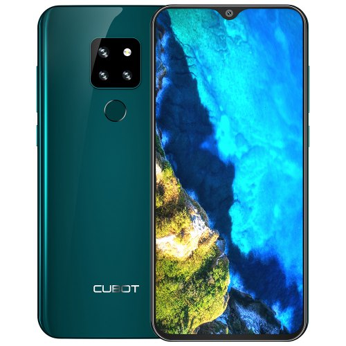 CUBOT P30 4G Smartphone 6.3 inch Screen 64GB Face ID Fingerprint