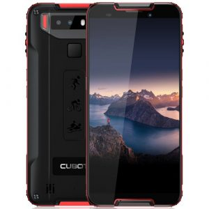 CUBOT Quest 5.5 inch 64GB Thinnest Smartphone