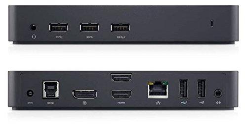 Dell USB 3.0 Ultra HD/4K Triple Display Dockingm Station