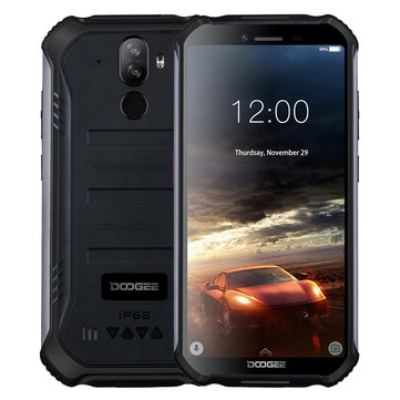 DOOGEE S40 Rugged Smartphone 5.5-inch 32GB Android 9 Waterproof