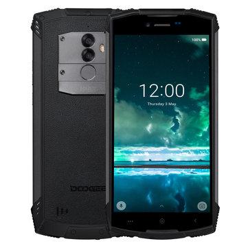DOOGEE S55 5.5-inch Waterproof Smartphone 64GB ROM 5500mAh Battery