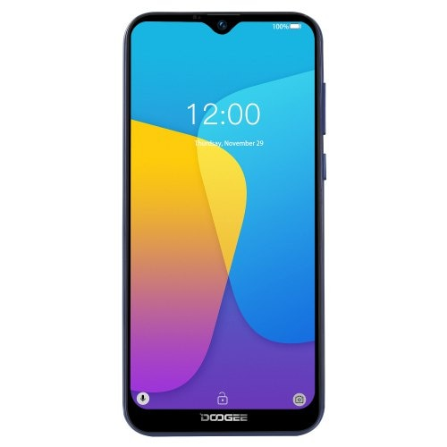 DOOGEE X90 6.1-inch Budget Phone 16GB ROM 3400mAh Android Go