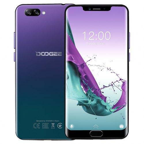 Doogee Y7 Plus Android 8.1 Phone MT6757 Octa-Core 6GB 64GB