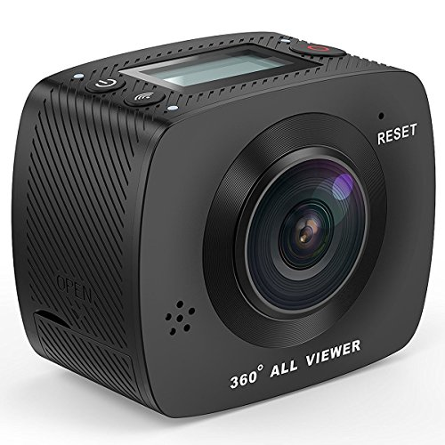 Elephone Elecam FHD Action Camera With 220 Degrees Super Wide Angle