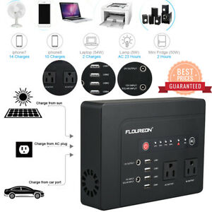 Floureon 146Wh Power Station Portable Outdoor Power Bank