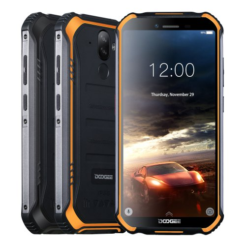 Budget DOOGEE S40 Lite Rugged Mobile Phone 16GB Android 9.0 OS