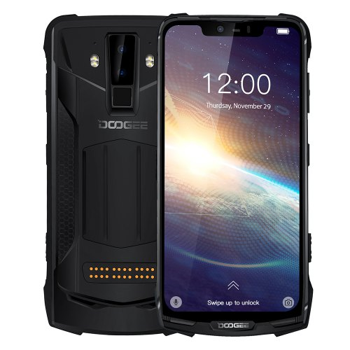 IP68 DOOGEE S90 Pro Super Vision Modular Rugged Smartphone 6.18″ Android 9.0