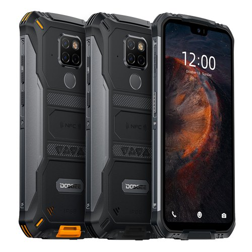 DOOGEE S68 Pro 5.9 inch FHD Rugged Smartphone 128GB Outdoor Phone