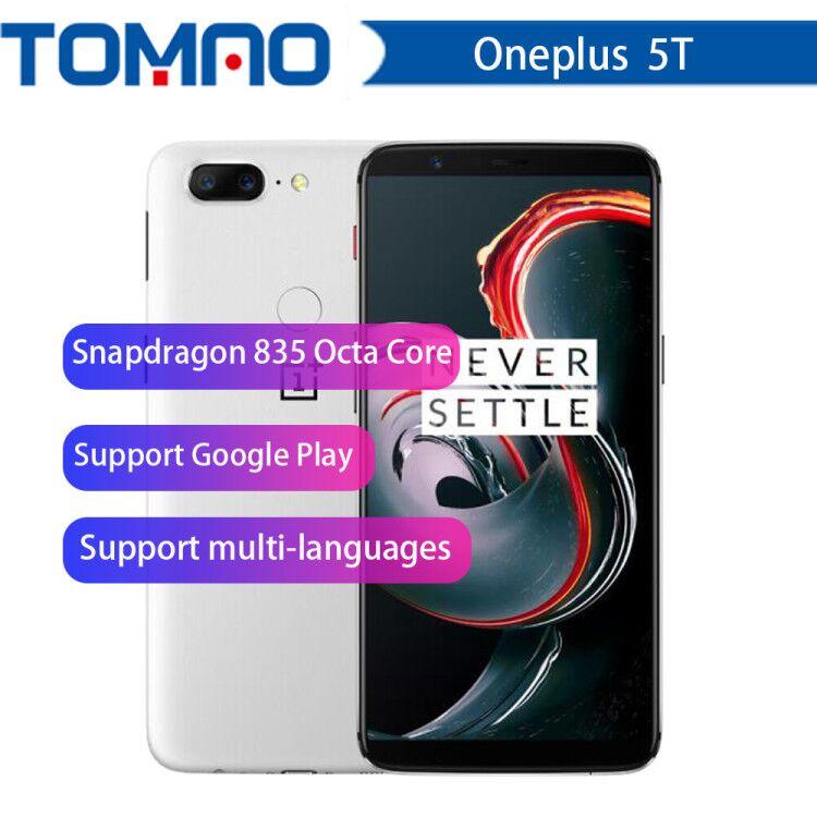 OnePlus 5T 4G Smartphone Global Version 8GB + 128GB Phablet