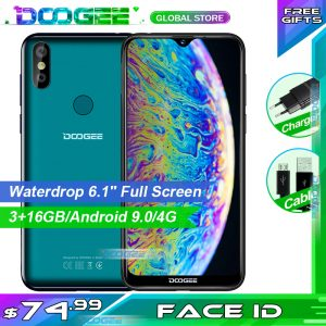 DOOGEE Y8 Plus Budget Phablet