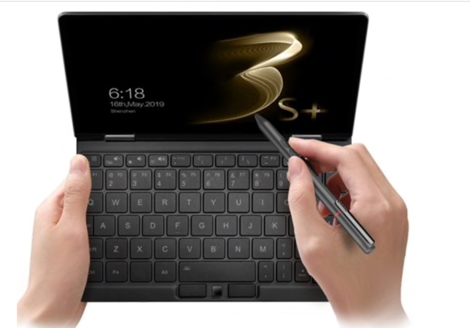 One Netbook OneMix 3S+ 360 8,4-inch Touch Screen Mini Laptop