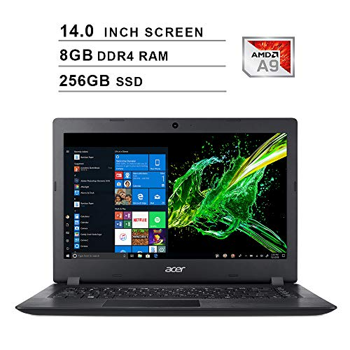 Acer Premium Aspire 3 14-inch Laptop + NexiGo Wireless Mouse Bundle