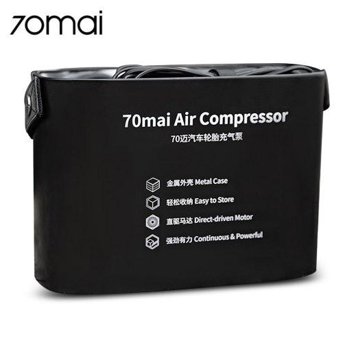 Xiaomi 70mai TP01 Air Compressor Tire Pressure Gauge