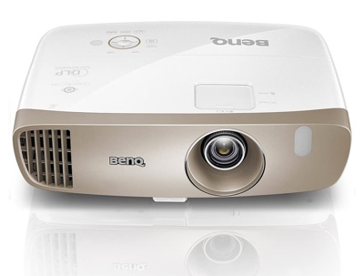 BenQ HT3050 2000 Lumens All Glass Lens 3D Projector 1080p Home Theater