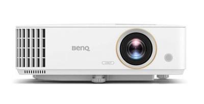 BenQ TH585 1080p Projector High Contrast Ratio Loud Speaker 3D Home Theatre