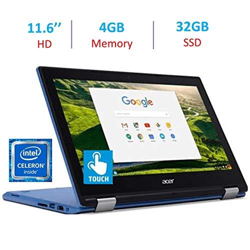 2020 Acer R11 Convertible Chromebook HD IPS 11.6-inch Touchscreen Laptop