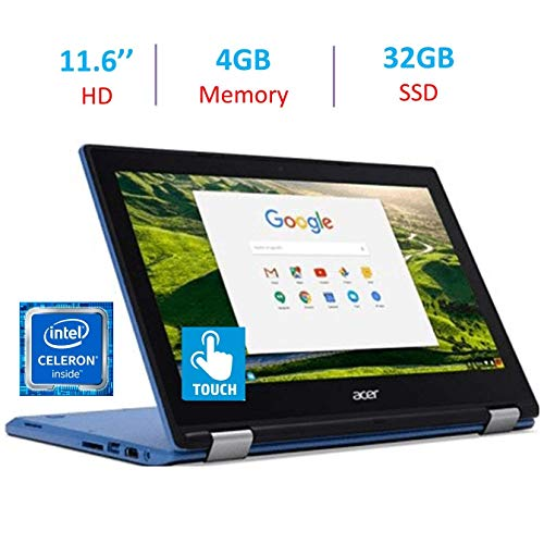 2020 Acer R11 Convertible Chromebook HD IPS 11.6-inch Touchscreen Laptop