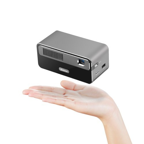 Alfawise HDP300 DLP Smart Mini Projector Portable Home Cinema